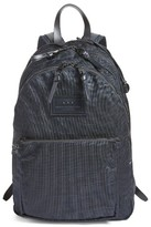 John Varvatos Men's Ballistic Nylon Backpack - Blue