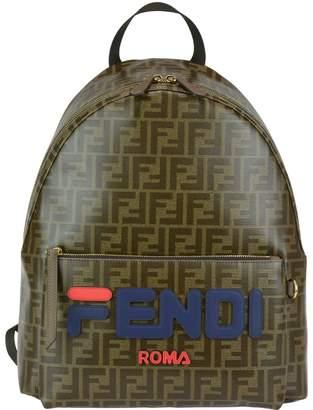 Fendi Ff Roma Backpack