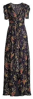 Shoshanna Women's Concetta Floral Maxi Dress