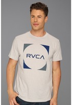 RVCA Baller Tee (Cool Grey) - Apparel