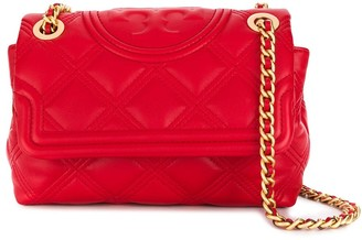 Tory Burch Fleming quilted shoulder bag