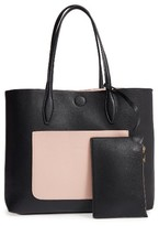 BP Faux Leather Tote - Black