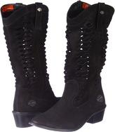Harley-Davidson Aalina (Black) - Footwear