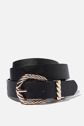 Supre Tight Twist Belt