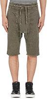 NSF Men's Drop-Rise Weller Shorts-GREEN