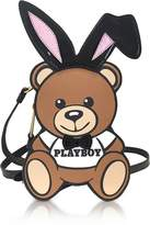 Moschino Teddy Playboy Nylon Backpack