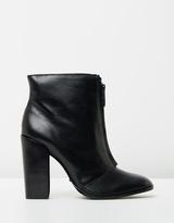 Schutz Taylor Block Heel Boots