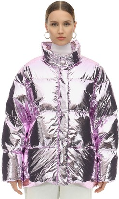 Ienki Ienki Cloud Foiled Down Jacket
