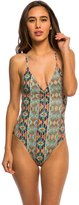 L-Space LSpace Zanzibar Wild Side One Piece Swimsuit - 8137289