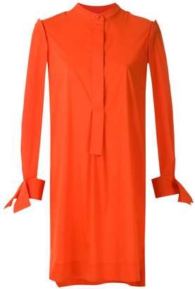 Gloria Coelho short shirt dress