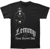 Global Motorhead - Lemmy Rock N Roll Stance T-Shirt Size L