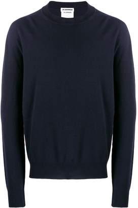 Jil Sander cashmere turtleneck knitted sweater