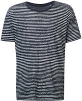 ATM Anthony Thomas Melillo striped T-shirt - men - Cotton - S