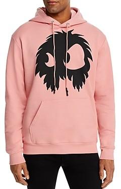 McQ Chester Graphic Hooded Sweatshirt