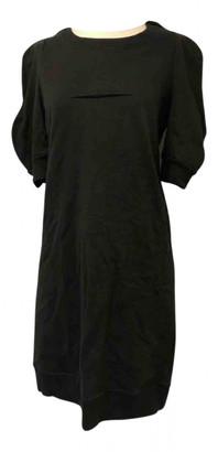 Undercover Black Cotton Dresses