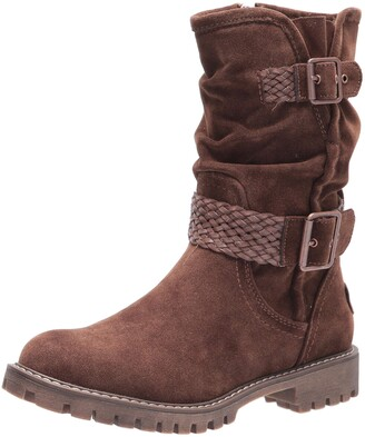 Roxy McGraw Boot Brown