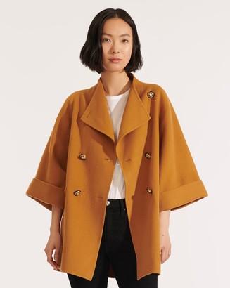 Veronica Beard Melina Oversized Coat