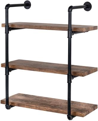 Honey-Can-Do Loft 3-Tier Wall Shelf
