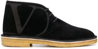 Valentino VLOGO desert boots