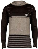 Volcom Men's Sub Stripe Long-Sleeve Rashguard