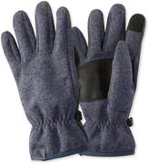 L.L. Bean Windproof Sweater Fleece Gloves