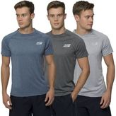Skechers Mens Sports T-shirt Short Sleeved Top Active wear Tee Sizes S - XXL