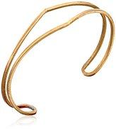 """Nashelle Open Cuff Bracelet, 2.5"""""""