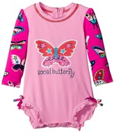 Hatley Electric Butterflies Rashguard (Infant)