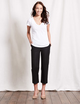 Boden Lightweight V Neck Tee