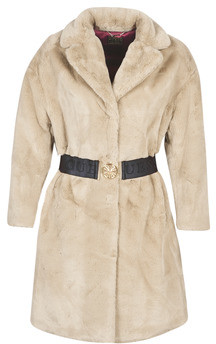 GUESS SHELLY women's Coat in Beige