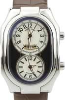 Philip Stein Teslar Phillip Stein Prestige 12TF Stainless Steel & Leather Automatic 35mm Mens Watch