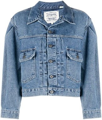 Levi's Made & Crafted Type ll denim trucker jacket