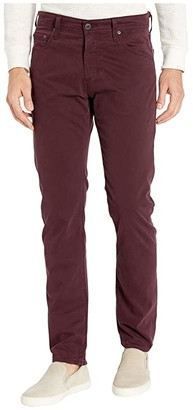 AG Jeans Tellis Modern Slim Leg in Boysenberry (Boysenberry) Men's Casual Pants