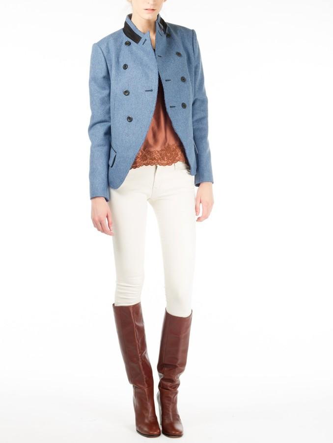 Vanessa Bruno Military Jacket