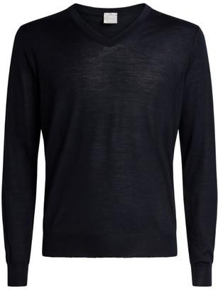 Pal Zileri Wool-Silk Blend Sweater
