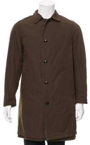 Dries Van Noten Reeves Reversible Coat w/ Tags
