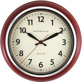 Asstd National Brand Cayenne Wall Clock