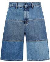 Mcq Alexander Mcqueen Vintage Patchwork Shorts
