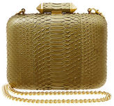 Brian Atwood Leather Minaudiere