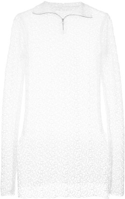 Taylor Undone Tunic top