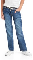 Gap 1969 Pull-On Straight Jeans