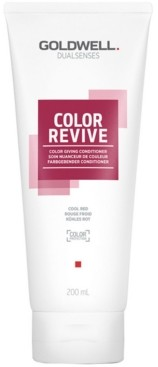 Goldwell Dualsenses Color Revive Conditioner - Cool Red, 6.7-oz, from Purebeauty Salon & Spa