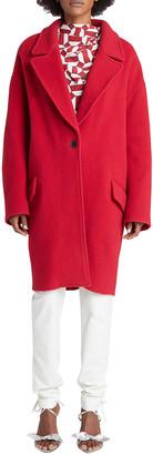 Isabel Marant Oversized Wool-Blend Coat