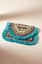 Anthropologie Florence Clutch