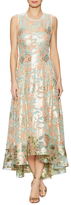 Tory Burch Lisa Silk Floral Dress