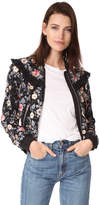 Needle & Thread Whisper Bomber Jacket
