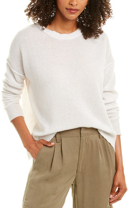 Brochu Walker Brighter Wool & Cashmere-Blend Sweater