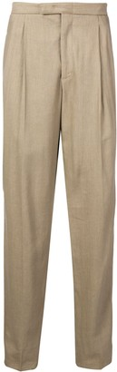 Giorgio Armani Loose Fit Chinos