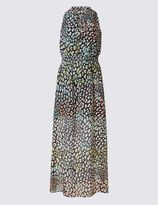 Marks and Spencer Speckled Maxi Dress