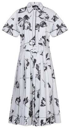 Piazza Sempione 3/4 length dress